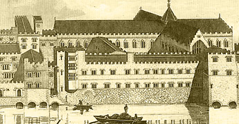 The Hospital of the Savoy in 1650