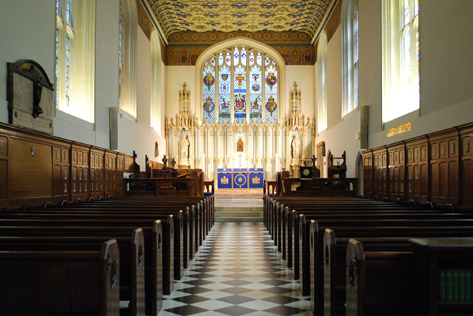 The Chapel Sanctuary